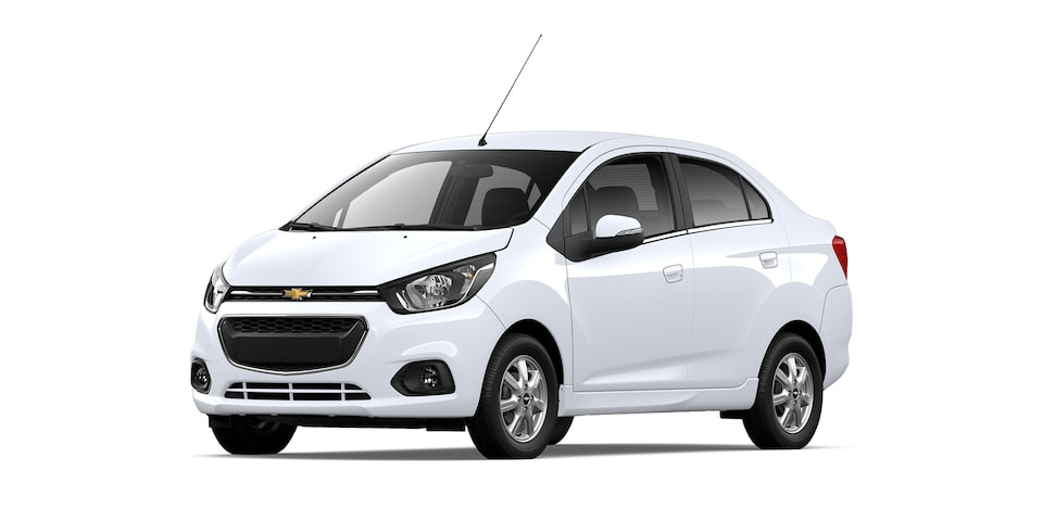 Chevrolet Beat Notchback 2021 color blanco